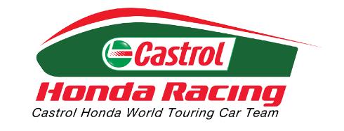 Castrol Honda Racing - wallpaper